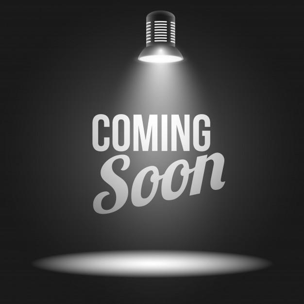 Hollywood Lights Self-Adhesive Spool Lamp