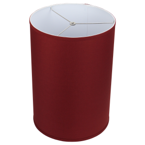 14 x 14 x 20 Round Lampshade with Washer Attachment