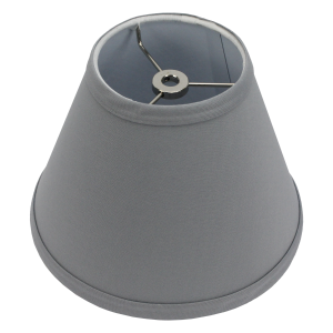 4 x 8 x 6 Round Lampshade with Washer Attachment