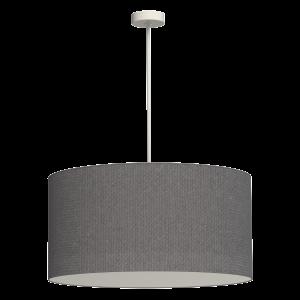 Custom Swivel Rigid Stem Drum Pendant Light