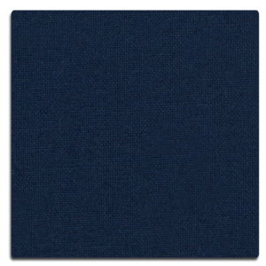 Linen - Navy Blue